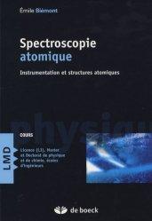 Souvent acheté avec Créer son élevage d'escargots, le Spectroscopie atomique