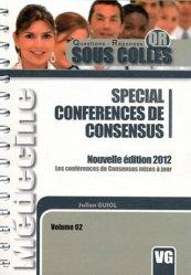 Dernières parutions sur Conférences de consensus, Spécial conférences de consensus