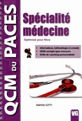 Souvent acheté avec Odontologie, le Spécialité médecine (Nice)
