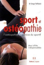 Souvent acheté avec Système stomatognathique et système postural, le Sport et ostéopathie