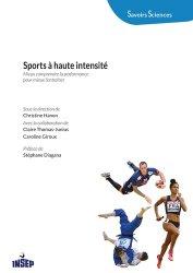 Dernières parutions sur Pratiques sportives, Sports à haute intensité