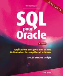 Dernières parutions sur SQL, SQL pour Oracle