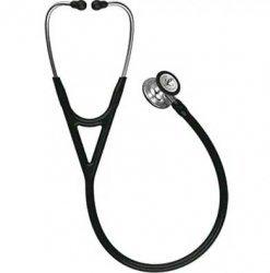 Dernières parutions sur , Stéthoscope Littmann Cardiologie IV - Tubulure à double conduit noir
