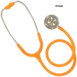 Dernières parutions sur Stéthoscope, Stéthoscope Magister Spengler ADULTE - ORANGE