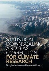 Dernières parutions sur Météorologie - Climatologie, Statistical Downscaling and Bias Correction for Climate Research