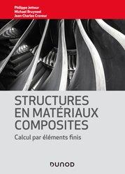 Dernières parutions dans Technique et ingénierie, Structures en matériaux composites