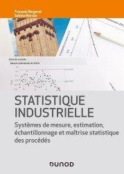Dernières parutions dans Technique et Ingénierie, Statistique industrielle