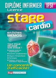 Dernières parutions sur Cardiologie, Stage Cardio en fiches mémos