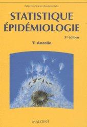 Souvent acheté avec Immunologie, le Statistique épidémiologie