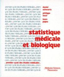 Souvent acheté avec Image, philosophie et médecine le corps en regards, le Statistique médicale et biologique