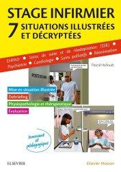 Dernières parutions dans , Stage infirmier :7 situations illustrées et décryptées