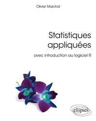 Souvent acheté avec Méthodes statistiques - Médecine, biologie, le Statistiques appliquées avec introduction au logiciel R