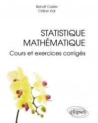 Souvent acheté avec Probabilités 2 master Agrégation, le Statistique mathématique