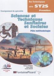 Dernières parutions sur Bac ST2S, ST2S 1re pôle méthodologie