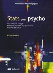 Dernières parutions dans Ouvertures Psychologiques, Stats pour psycho