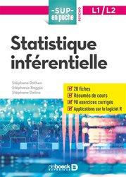Dernières parutions sur Statistiques, Statistique inférentielle