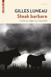 Dernières parutions sur Industrie agroalimentaire, Steak barbare