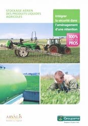 Souvent acheté avec Produire plus et mieux - 53 solutions concrètes pour réduire l'impact des produits phytosanitaires, le Stockage aérien des produits liquides agricoles