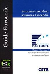 Dernières parutions dans Guide Eurocode, Structures en béton soumises à incendie