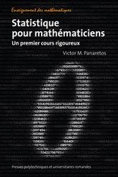 Dernières parutions dans Enseignement des mathématiques, Statistique pour mathématiciens