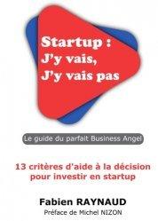 Dernières parutions sur Création d'entreprise, Startup : J'y vais, J'y vais pas