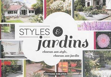 Dernières parutions sur Création d'espaces verts, Styles & jardins