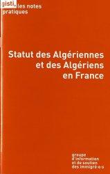 Dernières parutions sur Droits des étrangers, Statut des Algériennes et des Algériens en France