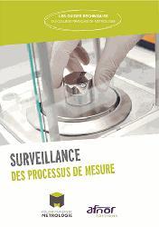 Dernières parutions sur Mesure, Surveillance des processus de mesure
