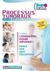 Dernières parutions sur UE 2.9 Processus tumoraux, Sup'Foucher Infirmier Processus Tumoraux UE 2.9. Semestre 5