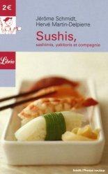 Dernières parutions dans Librio Cuisine, Sushis, sashimis, yakitoris et compagnie