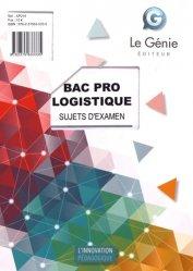 Dernières parutions sur Logistique, Sujets d'examen Bac Pro Logistique