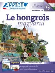 Dernières parutions sur Hongrois, Super Pack - Le Hongrois - Magyarul - Débutants et Faux-débutants
