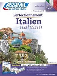 Dernières parutions dans , Italien - Superpack Assimil - Perfectionnement