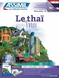 Dernières parutions sur Thaï, Le thaï - Superpack Assimil - Débutants et Faux-débutants