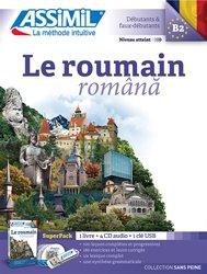 Dernières parutions sur Roumain, Super Pack - Le Roumain - Rômana - Débutants et Faux-débutants