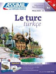 Dernières parutions dans , Le turc - Superpack Assimil - Débutants et Faux-débutants