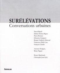 Dernières parutions dans Archigraphy, Surélévations urbaines