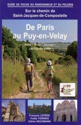 Dernières parutions dans guide de poche du randonneur, Sur le chemin de Saint-Jacques-de-Compostelle: De Paris au Puy-en-Velay