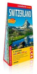 Dernières parutions dans Comfort! Map, Suisse. 1/350 000