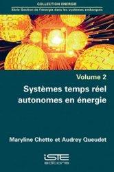 Systèmes temps réel autonomes en énergie