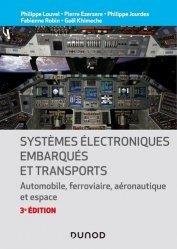 Dernières parutions sur Sciences et Techniques, Systèmes électroniques embarqués et transports