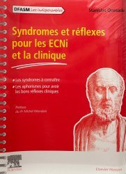 Dernières parutions sur Spécialités médicales, Syndromes et réflexes pour les ECNi et la clinique