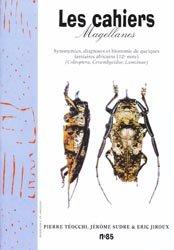 Souvent acheté avec Les libellules de France, le Synonymies, diagnoses et bionomie de quelques lamiaires africains (12e note)
