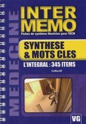 Souvent acheté avec Examens complémentaires, le Synthèse & Mots clés
