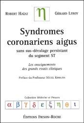Dernières parutions dans Médecine et preuves, Syndromes coronariens aigus sans sus-décalage persistant du segment ST