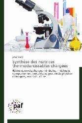 Dernières parutions sur Thermodynamique, Synthèse des matrices thermodurcissables chargées
