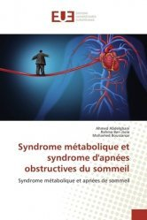 Dernières parutions sur Pneumologie, Syndrome métabolique et syndrome d'apnées obstructives du sommeil