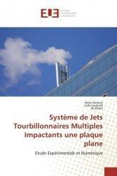 Dernières parutions sur Physique fondamentale, Système de Jets Tourbillonnaires Multiples Impactants une plaque plane
