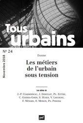 Dernières parutions dans Tous urbains, T ous urbains N° 4/2018