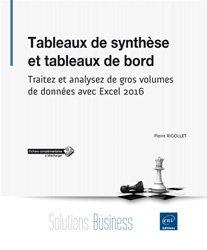 Dernières parutions dans Solutions Business, Tableaux de synthèse et tableaux de bord